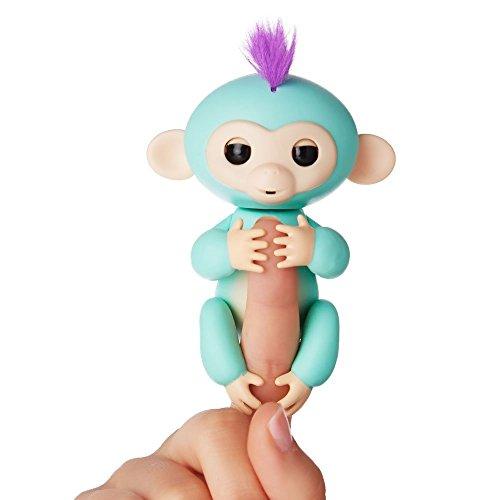stocking stuffer: fingerlings monkey