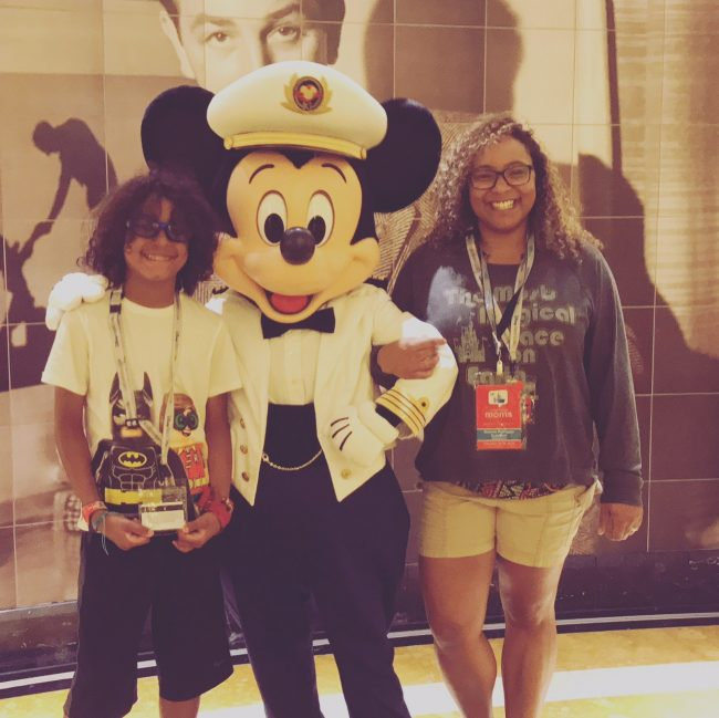 Disney Cruise Tips: Captain Mickey