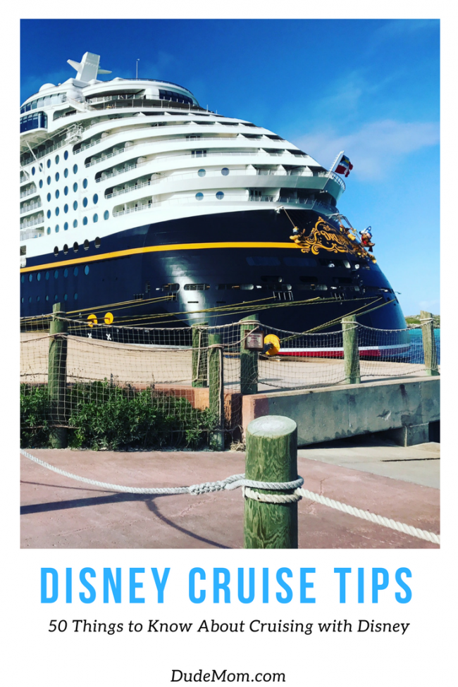 Disney Cruise Tips: Things to Know About the Disney Dream