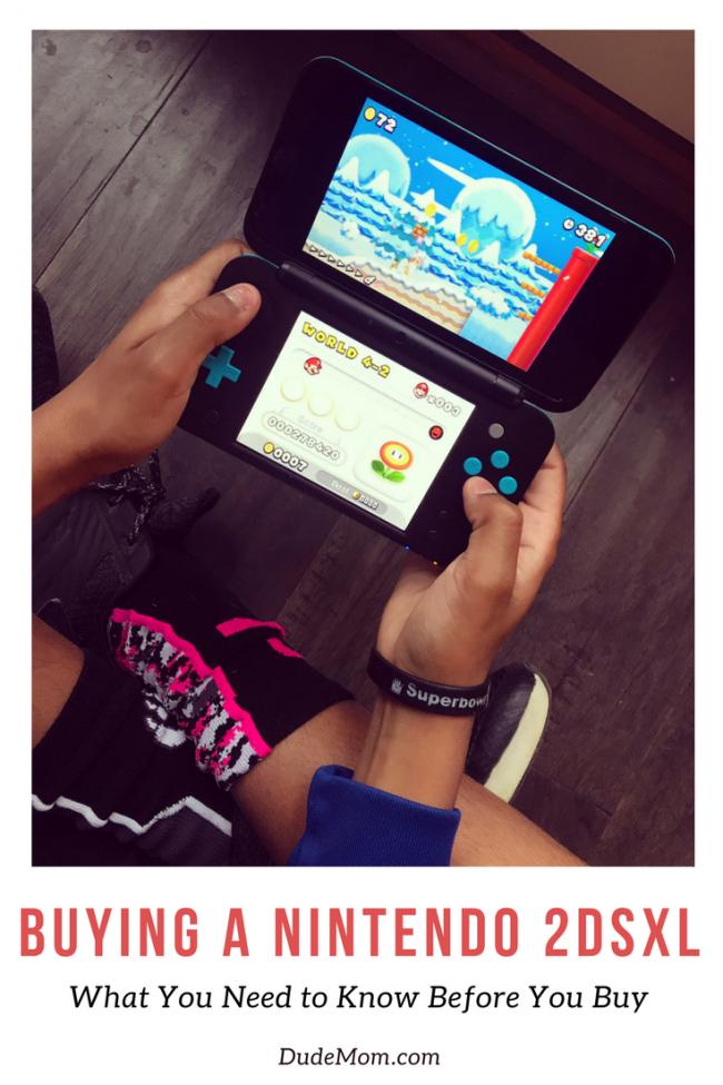 Nintendo DS2XL