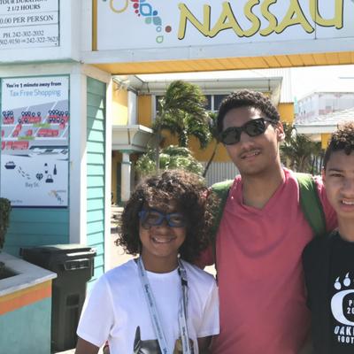 Disney Cruise Nassau Port
