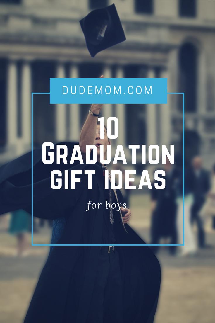 Graduation Gift Ideas for Boys
