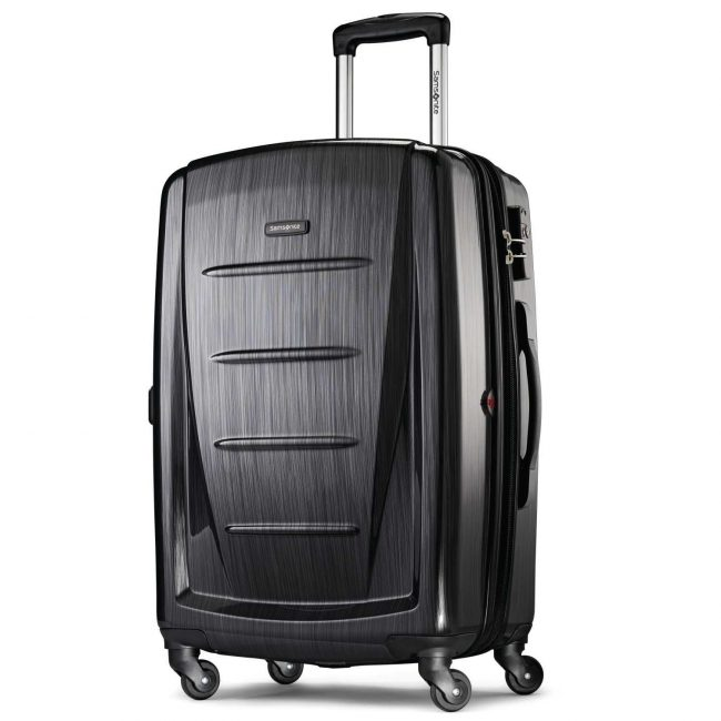 Graduation Gift Ideas for Boys: Rolling Suitcase