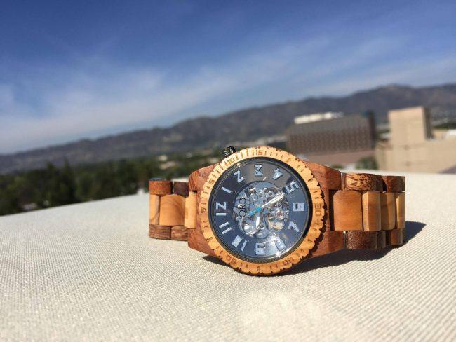 Graduation Gift Ideas for Boys: A Jord Watch