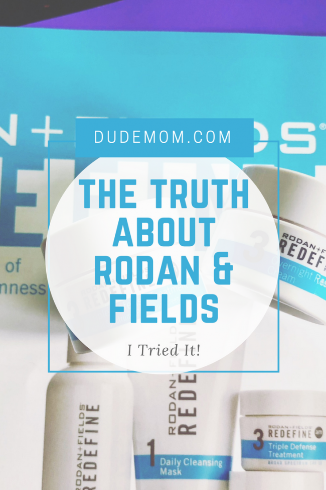 The Truth About Rodan & Fields: I Tried it For a Month and Here's What Happened
