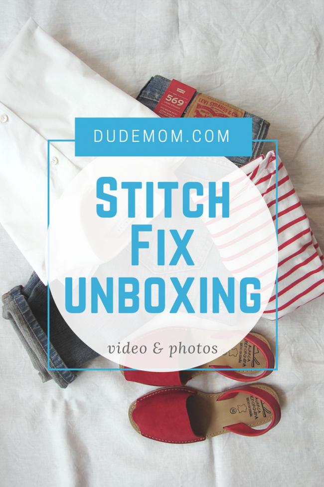 Stitch Fix Unboxing Video