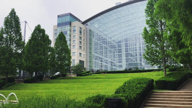 Washington DC with Kids: Gaylord National Hotel