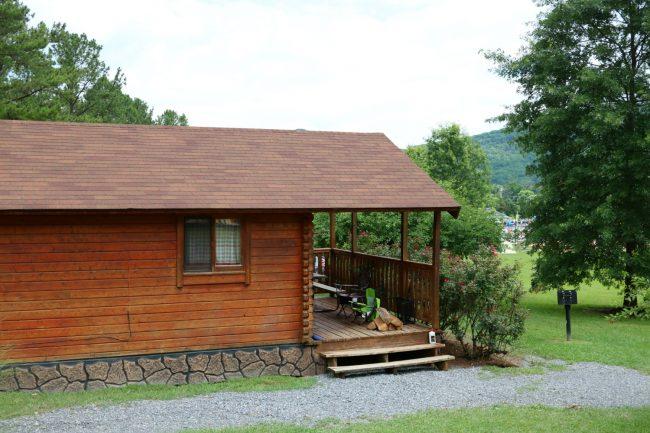Yogi Bear's Jellystone Camp Luray Cabins
