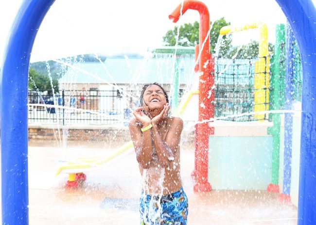 Yogi Bear's Jellystone Camp Luray Splash Pad