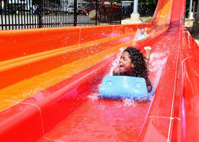 Yogi Bear's Jellystone Camp Luray Water Slides
