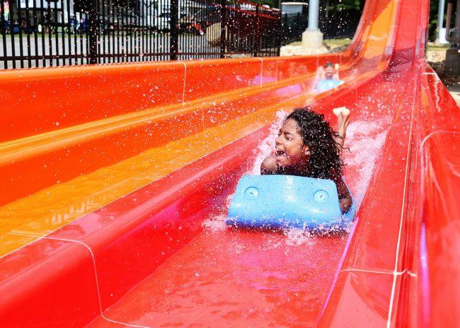 Yogi Bear's Jellystone Camp Luray Water Slides
