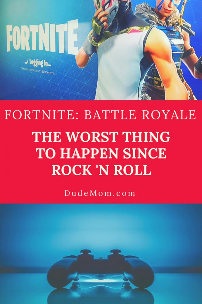 Fortnite Battle Royale for Parents