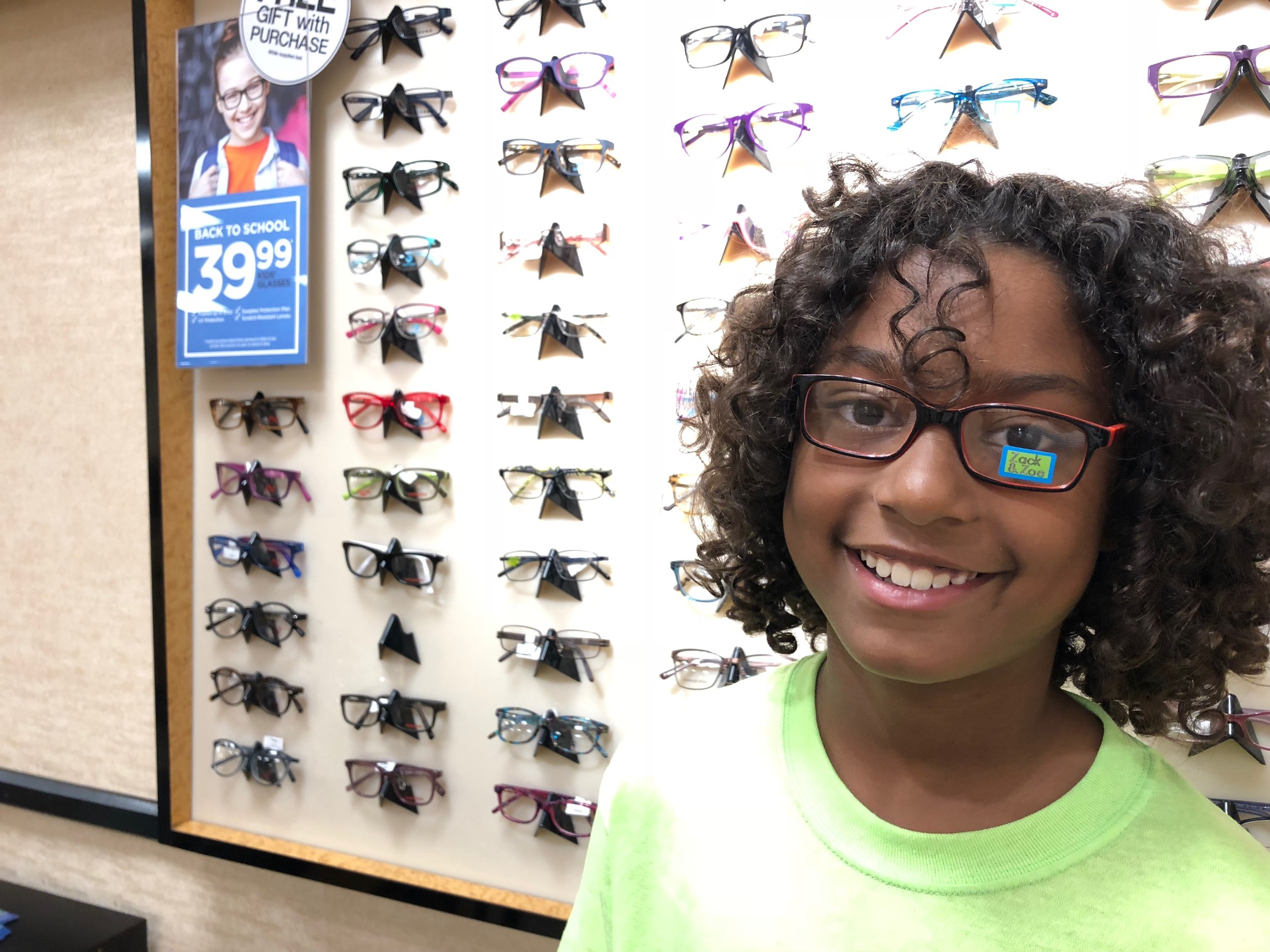 Save on Back to School Shopping with JCPenny Optical