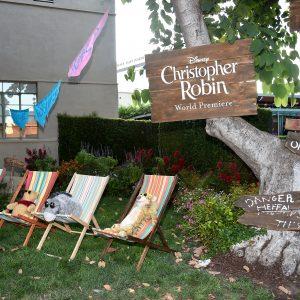 Christopher Robin Movie Premier