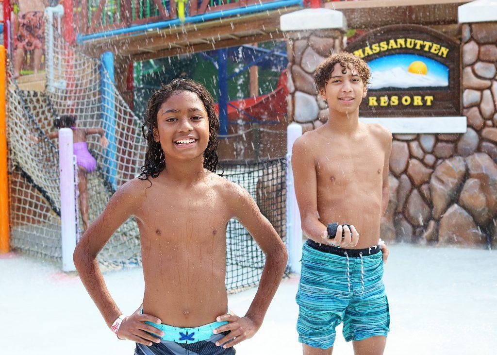 Massanutten Resport Indoor Waterpark