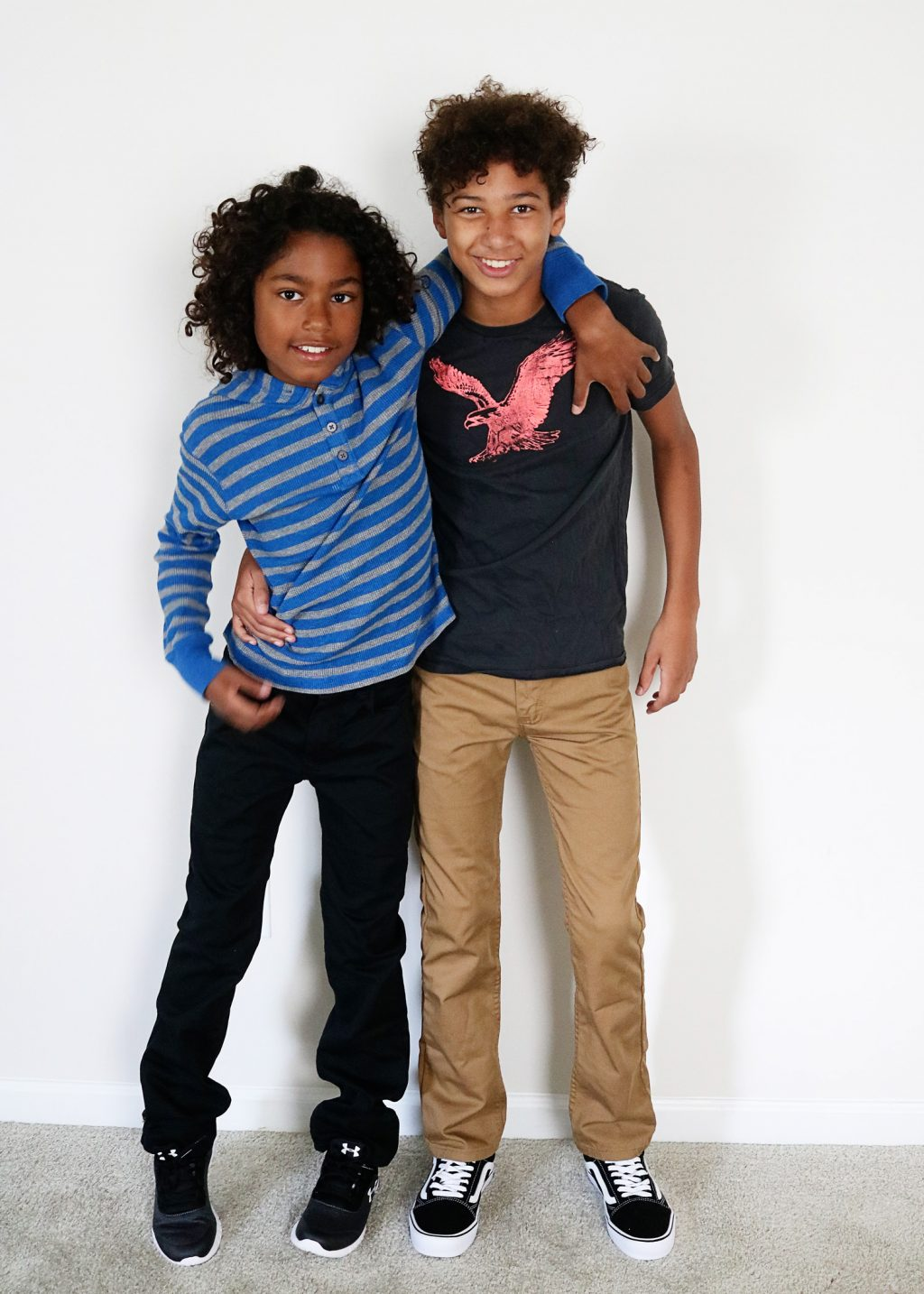 Back to School with Wrangler Jeans for boys