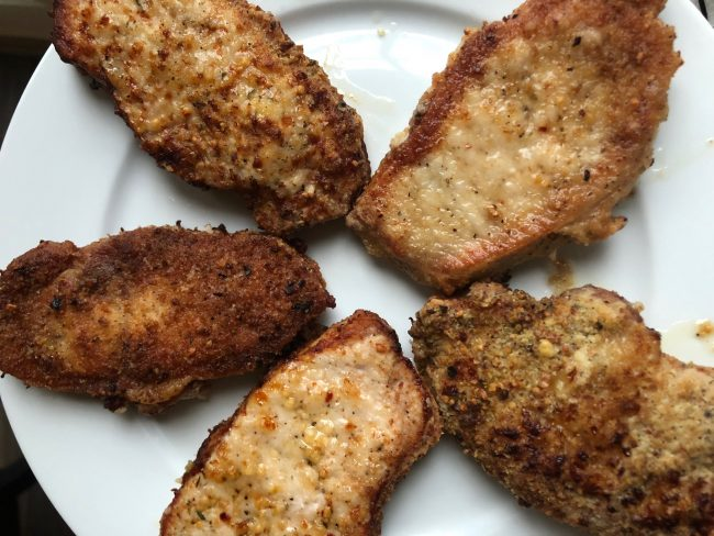 Air Fryer Porck Chops
