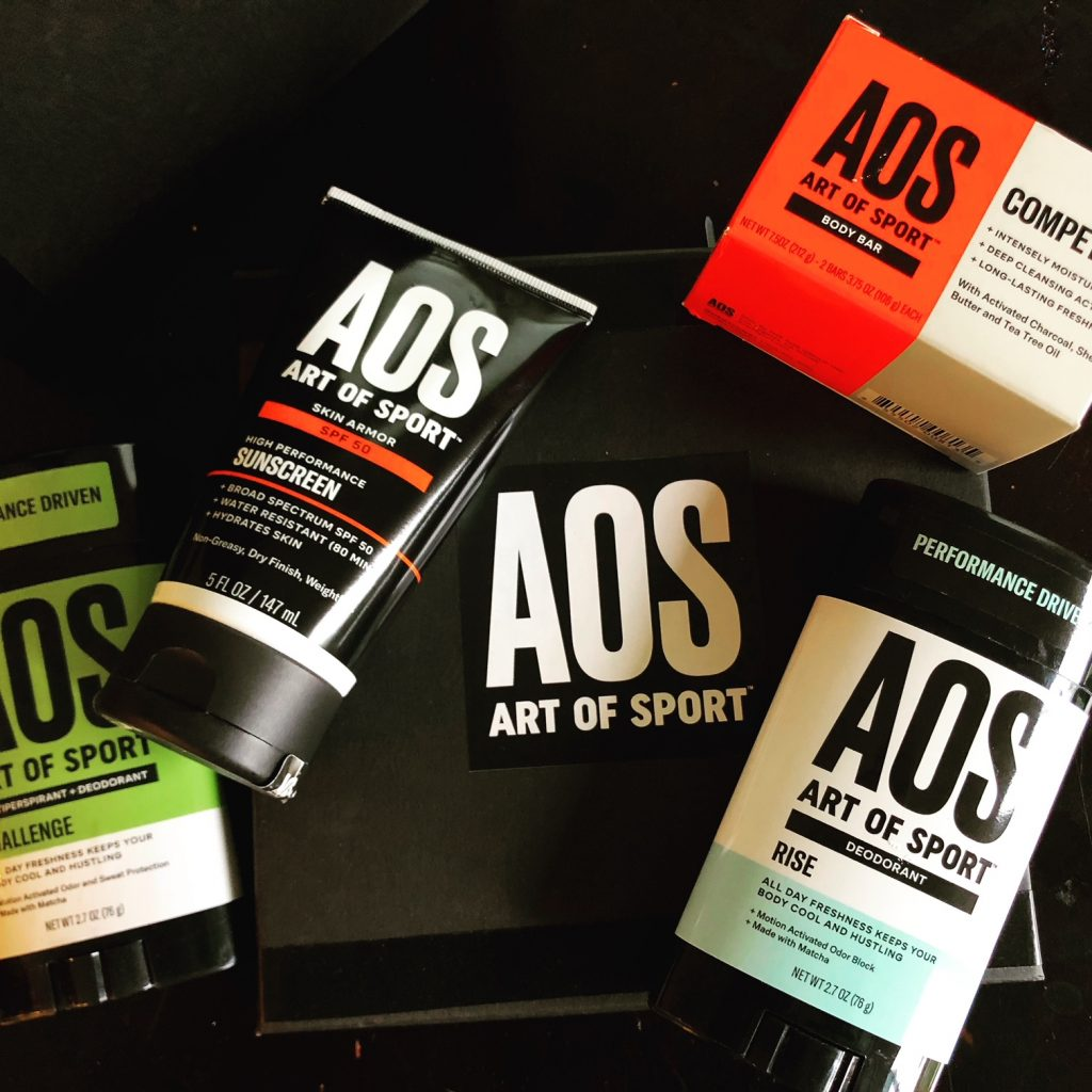 art of sport body care for athletes