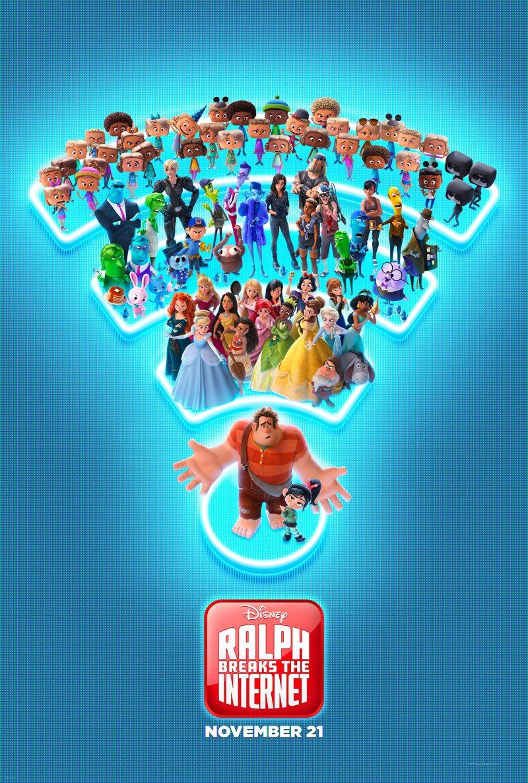 Ralph Breaks the Internet Movie Trailer