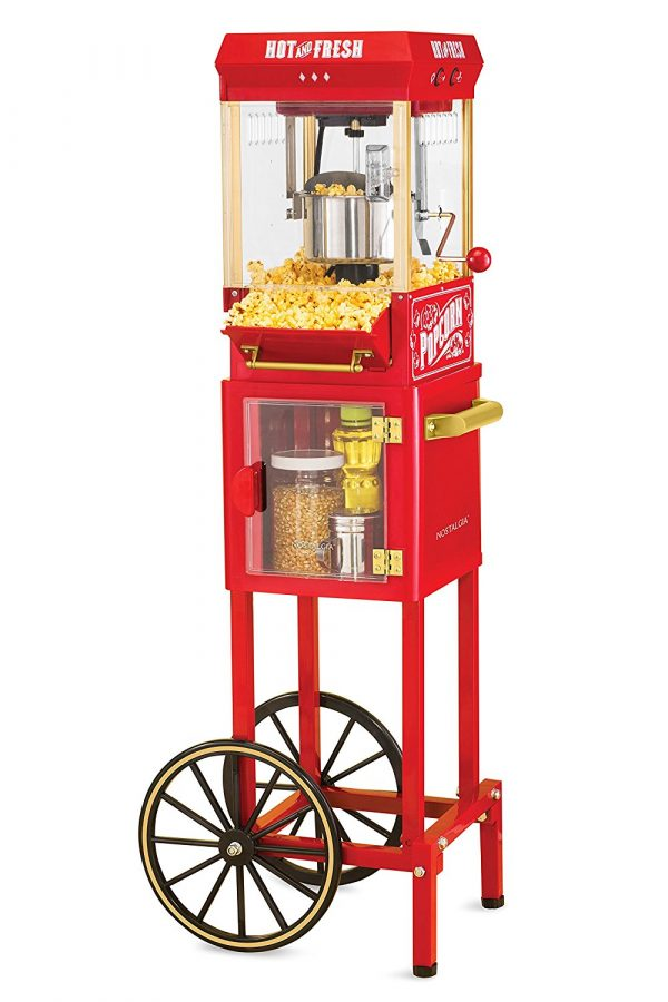 2018 Holiday Family Gift Ideas: Popcorn Machine