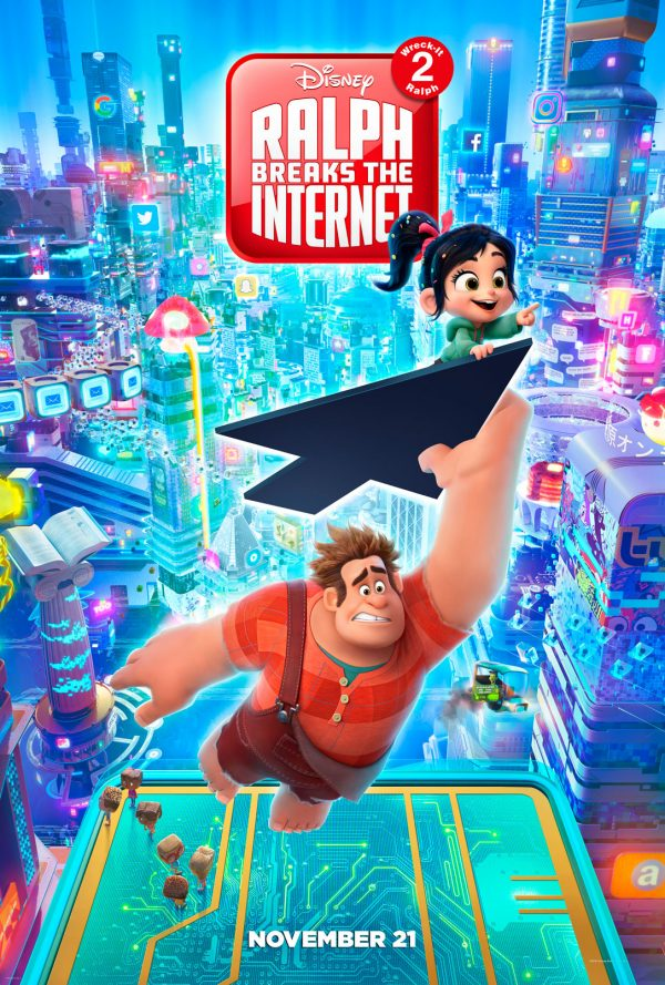 Wreck It Ralph 2: Ralph Breaks the Internet