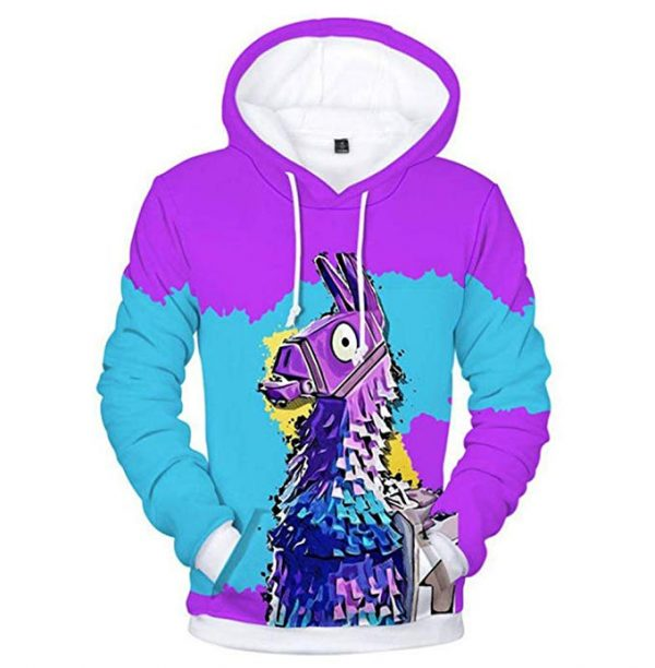2018 Best Gift Ideas for Boys: Fortnite Sweatshirt