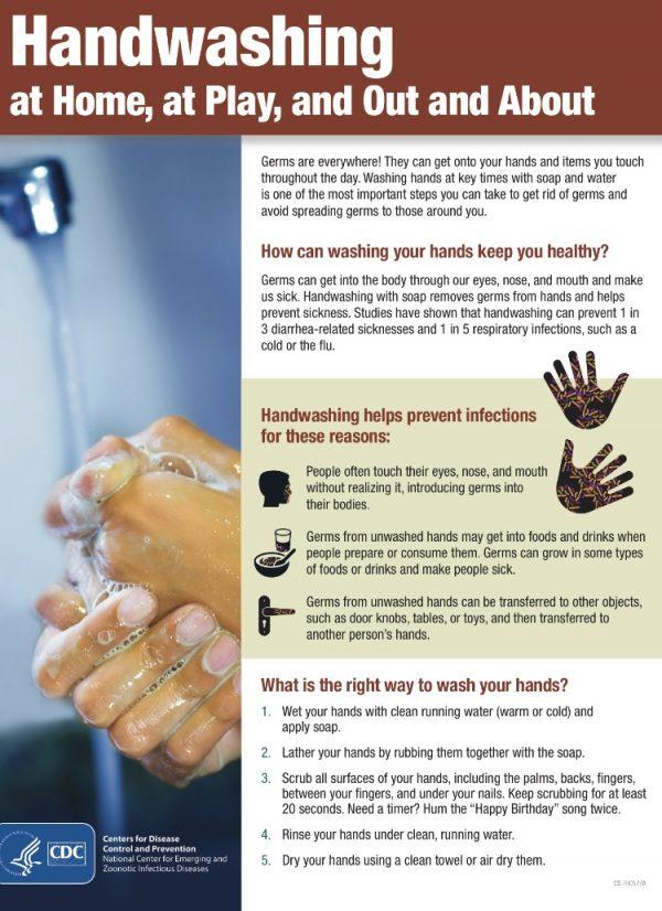 Healthy Habits for Kids: Hand Hyigiene