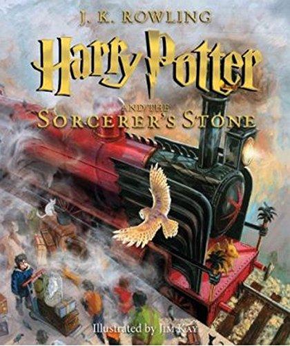 2018 Best Gift Ideas for Boys: Harry Potter Books