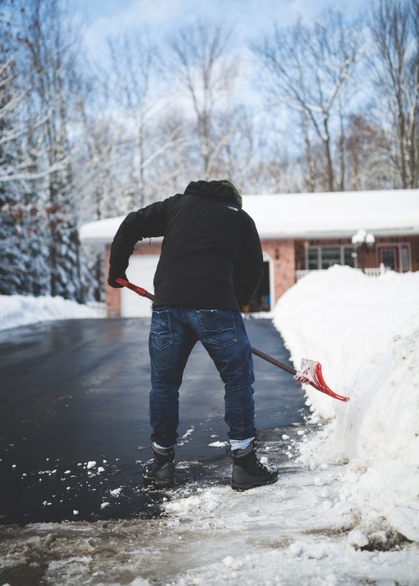 2018 Holiday Family Gift Ideas: Free Snow Shoveling