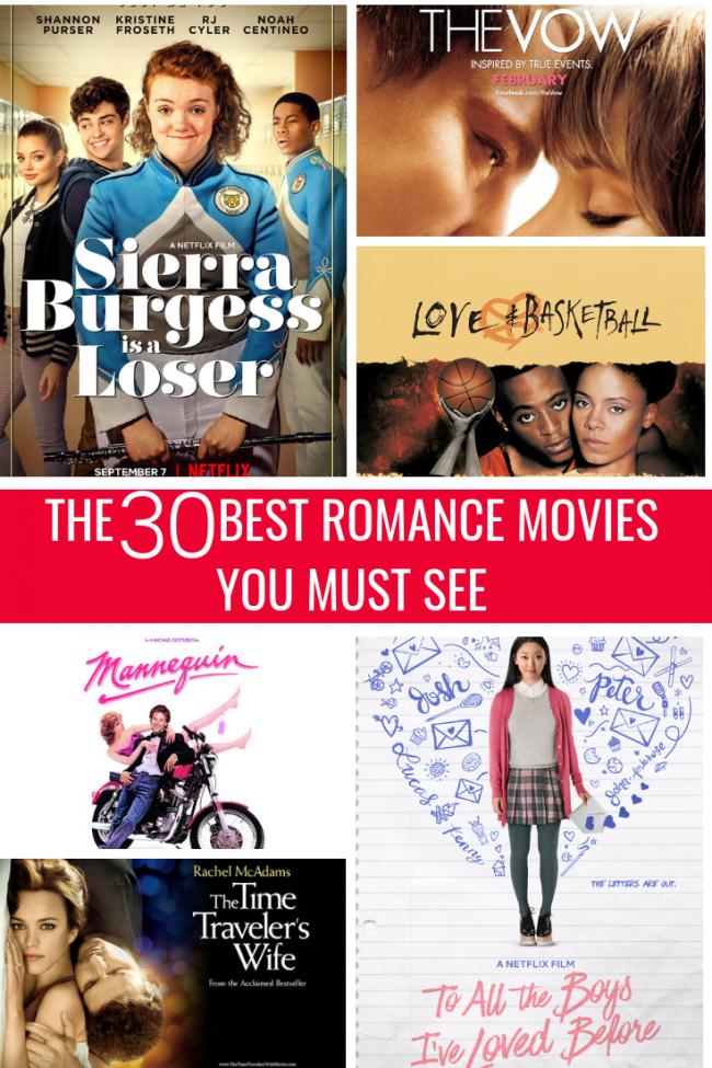 The 30 Best Romance Movies