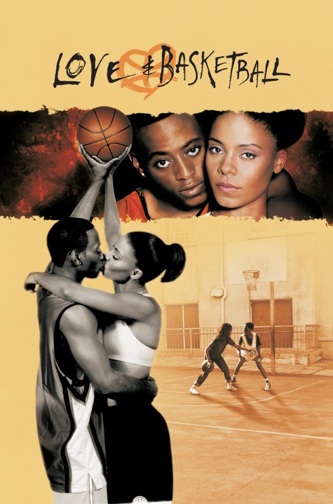 best romance movies love and basketball