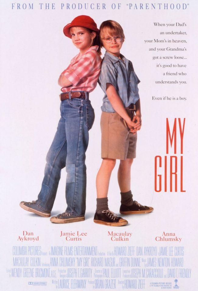 best romance movies my girl