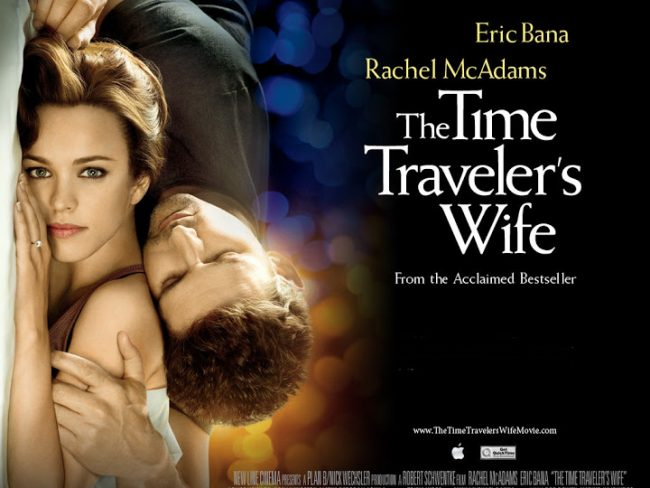 best romance movies time travelers wife