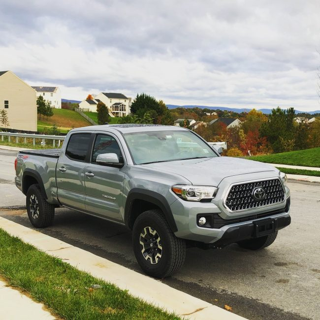2019 Toyota Tacoma Tour: See What's Inside
