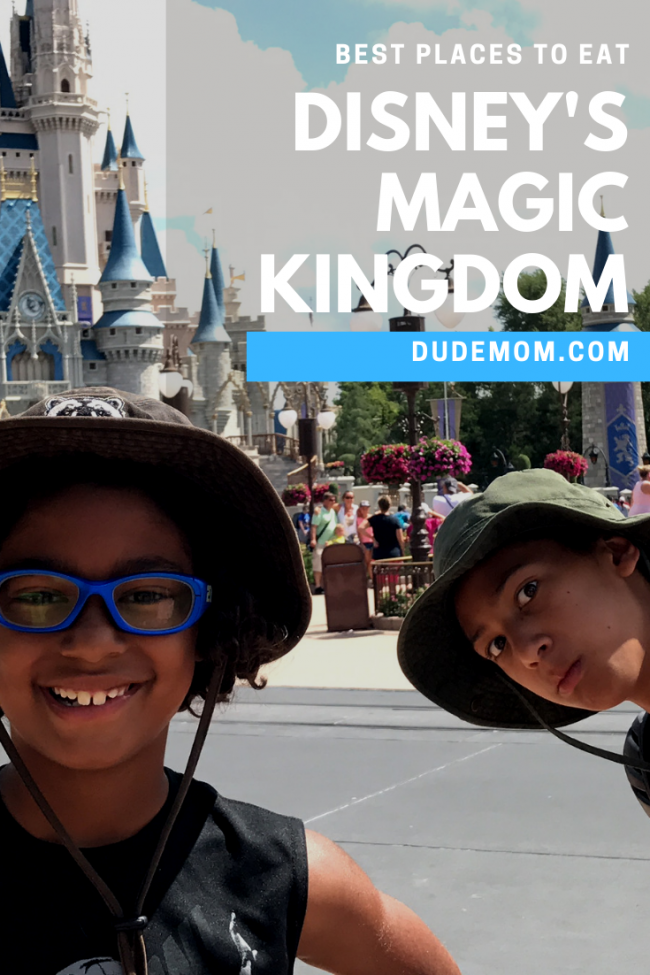 best places to eat in disney world: magic kingdom
