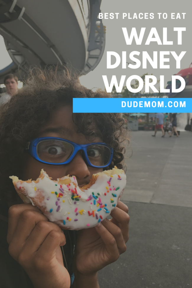 20 Best Places to Eat in Disney World