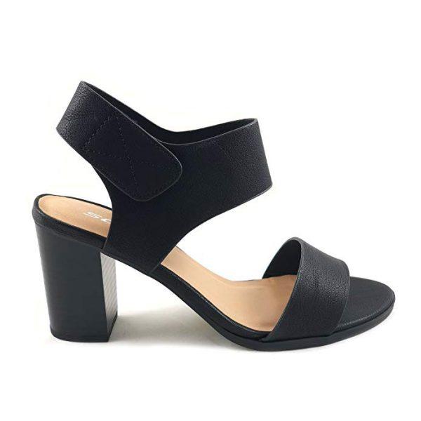 Block Heel Summer Sandals