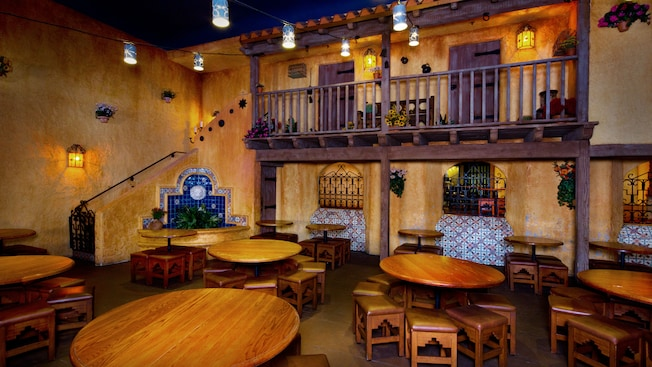 Best Places to Eat in Disney World Magic Kingdom: Pecos Bill