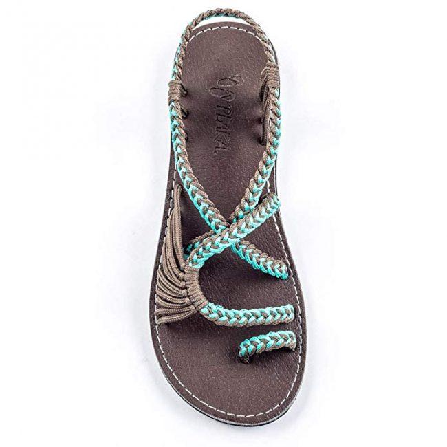 Best summer Sandals: Strappy Sandals
