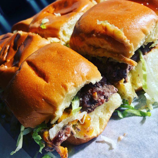 Easy Dinner Recipe: Bacon Cheeseburger Sliders