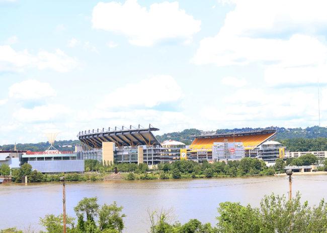 Pittsburgh Pirates stadium