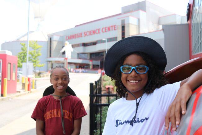 Visit Pittsburgh: Carnegie Science Center
