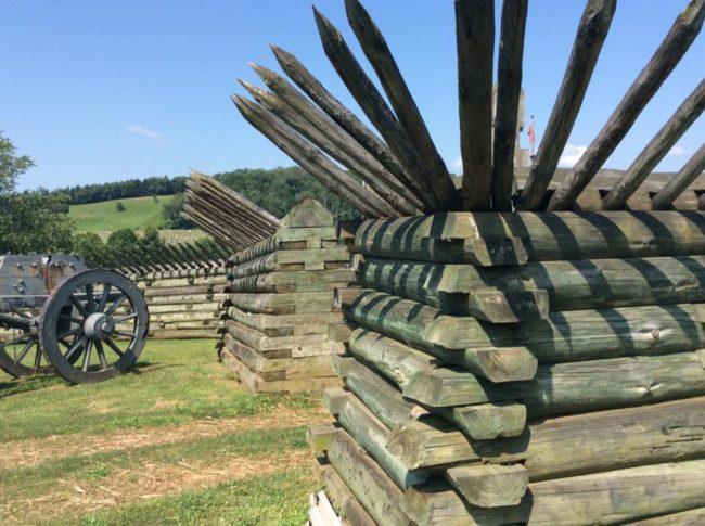 Visit Pittsburgh: Fort Ligonier