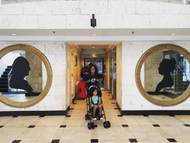 Washington D.C. with Kids: Kimpton George
