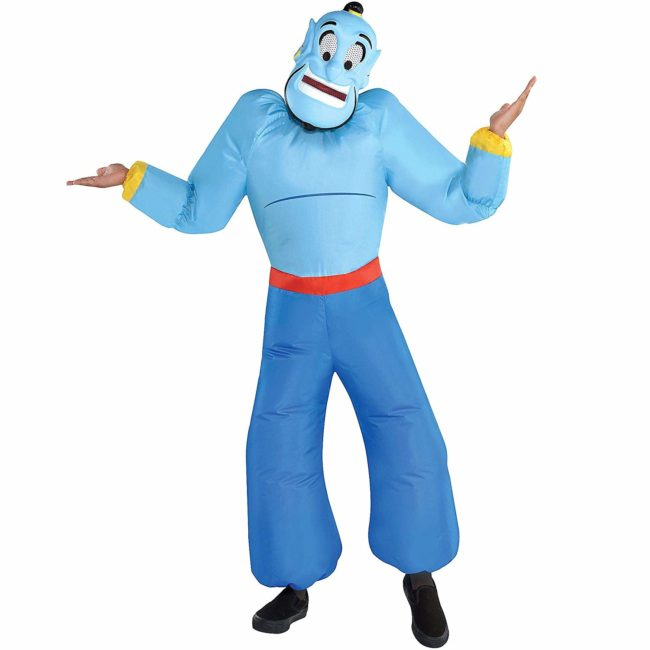 Halloween Costumes for Boys: Genie