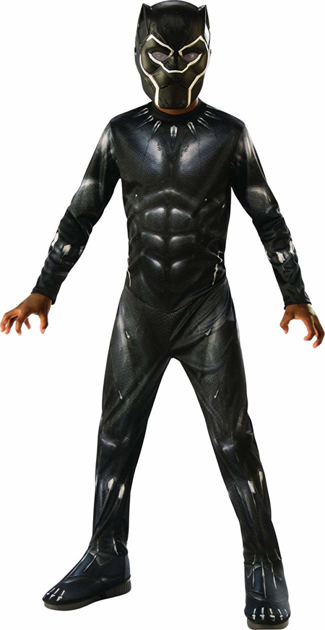 Halloween Costumes for Boys: Black Panther