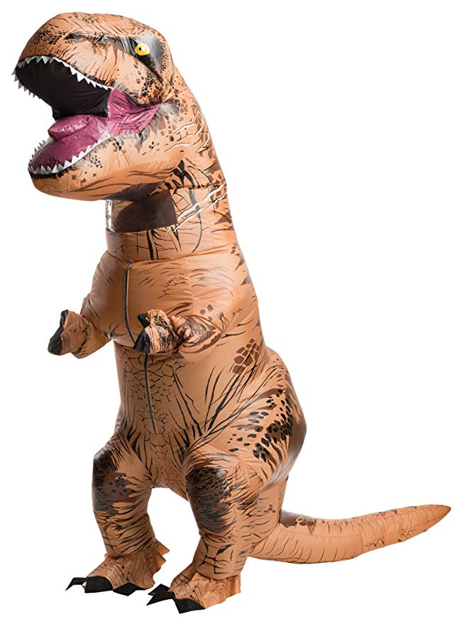 Halloween costumes for boys: trex