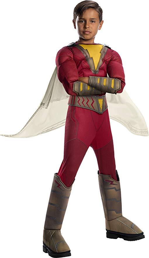 Halloween Costumes for Boys: Shazam