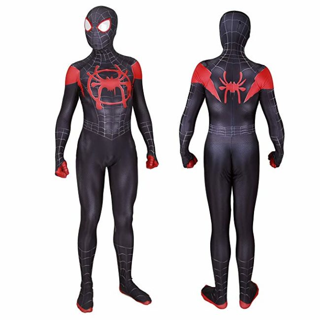 Halloween Costumes for boys: into the spiderverse
