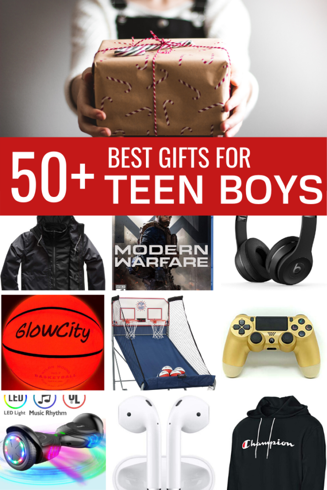 best gifts for teen boys 2019 holiday gift guide